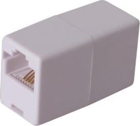 LOGO Spojka UTP kabelů RJ45F/RJ45F
