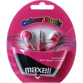 Maxell 303358 COLOUR BUDZ PINK