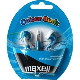 Maxell 303359 COLOUR BUDZ BLUE