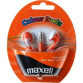 Maxell 303360 COLOUR BUDZ ORANGE