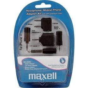 Maxell 303401 SADA KONEKTORŮ SLUCHÁTKA MAXELL