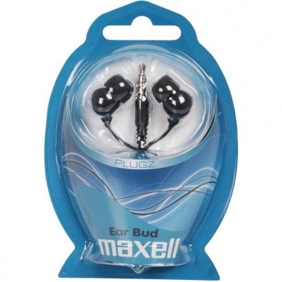 Maxell 303459 PLUGZ Black