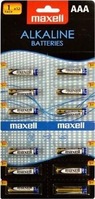 Maxell LR03 12BP ALK 12x AAA (R03) 1x12