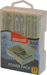 Maxell LR03 24 BP Power pack