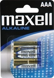 Maxell LR03 4BP ALK 4x AAA (R03)