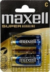 Maxell LR14 2BP C SuperAlk