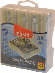 Maxell LR6 24 BP Power Pack
