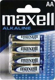 Maxell LR6 4BP ALK 4x AA (R6)