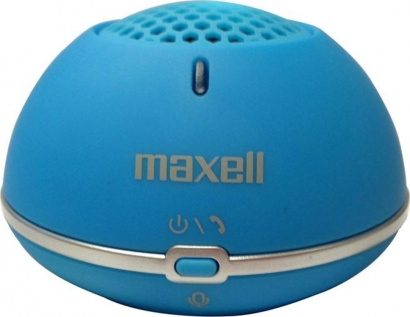 Maxell MXSP BT01 Mini BT Speaker Blue
