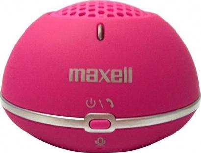 Maxell MXSP BT01 Mini BT Speaker Pink