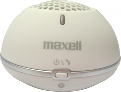 Maxell MXSP BT01 Mini BT Speaker White