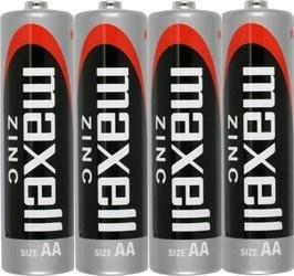 Maxell R6 4S Zinc 4x AA SHRINK