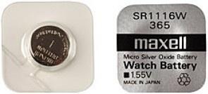 Maxell SR 1116W / 365 HD Watch bat.