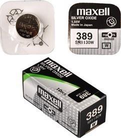 Maxell SR 1130W / 389 HD Watch