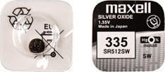Maxell SR 512SW / 335 LD Watch
