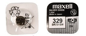 Maxell SR 731SW / 329 LD Watch