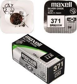 Maxell SR 920SW / 371 LD Watch BAT.