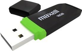 Maxell USB FD 16GB 2.0 Speedboat black