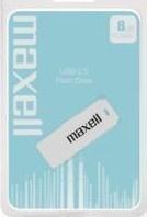 Maxell USB FD 8GB 2.0 WHITE 854747