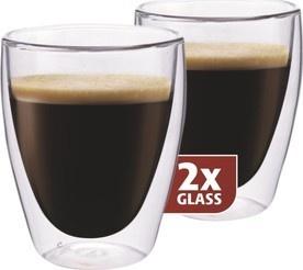 Maxxo Sklenice Coffee 235 ml