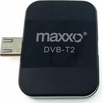 Maxxo T2 HEVC/H.265 Mobile HD TV tuner