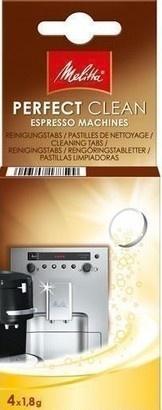Melitta Perfect Clean Espresso tablety