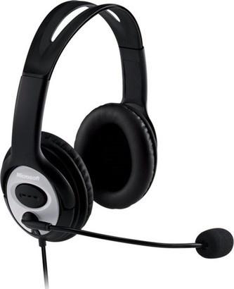 Microsoft LifeChat LX-3000 headset USB