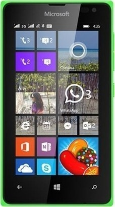 Microsoft Lumia 532 DS Bright Green