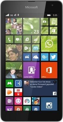 Microsoft Lumia 535 DS White