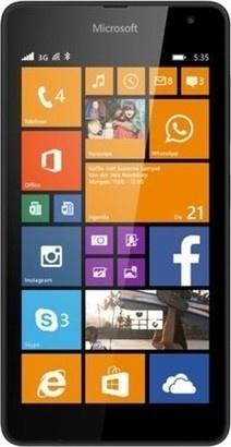 Microsoft Lumia 535 SS Black