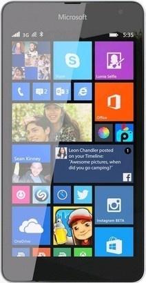 Microsoft Lumia 535 SS White