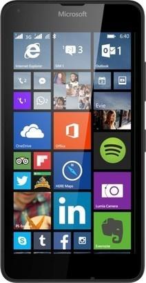 Microsoft Lumia 640 DS Black