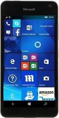 Microsoft Lumia 650 SS Black