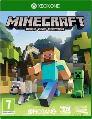 Microsoft Minecraft hra XOne