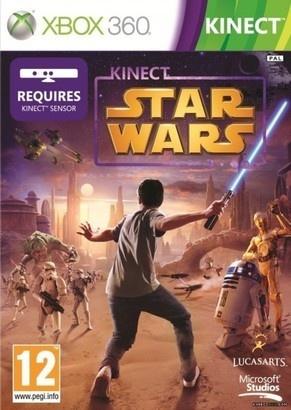 Microsoft Star Wars XBOX Kinect