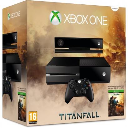 Microsoft XBOX ONE 500 + TITANFALL