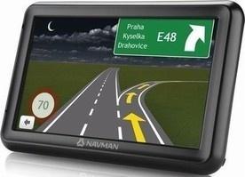 Mio Navman 5000 LT GPS mapy EU Lifetime