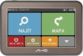Mio Spirit 7670Full Europe 7PPC