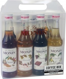 Monin Coffee box