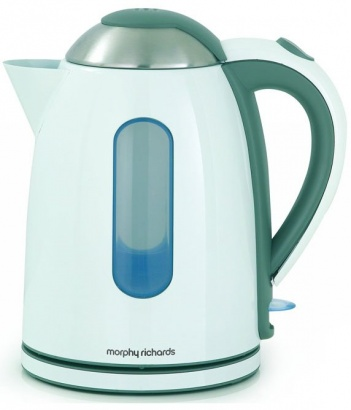 Morphy Richards 43309 White Dome