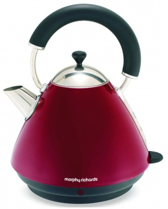 Morphy Richards 43692 Burgundy