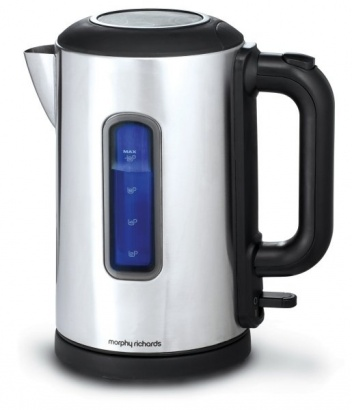 Morphy Richards 43847 BRITA BRUSHED