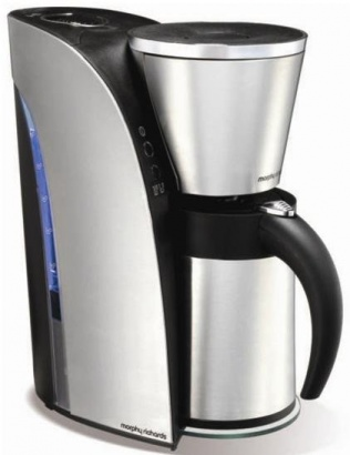 Morphy Richards 47110 ARC COFFEE MAKER