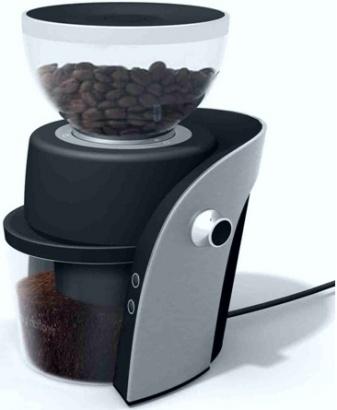 Morphy Richards 47910 ARC Bean Grinder