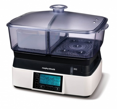 Morphy Richards 48775 INTELLI STEAM Compact