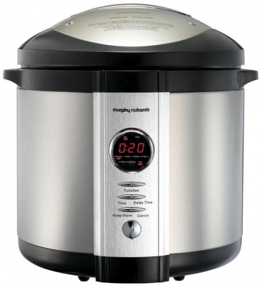 Morphy Richards 48815 Digital Pressure Cooker