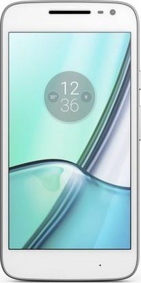 Lenovo Moto G4 Play White