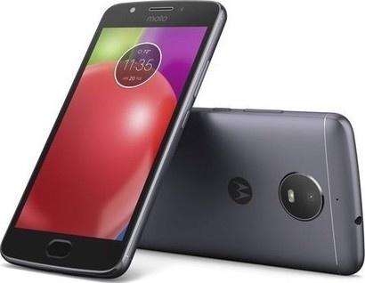 Motorola Moto E Dual SIM Grey