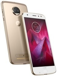 Motorola Moto Z2 Play DS Fine Gold