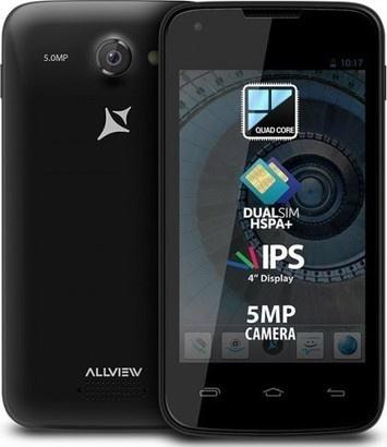 myPhone Allview A6 Duo černý Dual SIM